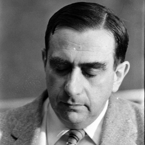 Edward Teller by Paul Shutzer for LIFE magazine (1957)