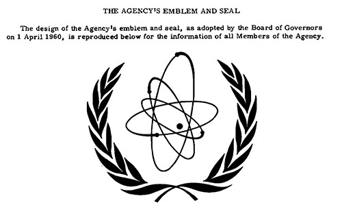 INFCIRC/19 - The Agency's Emblem and Seal