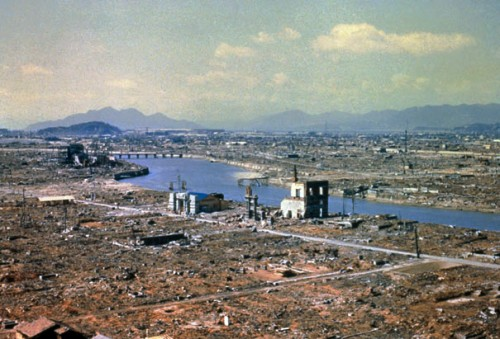 Hiroshima - March 1946