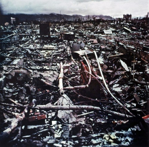 Hiroshima in color by J.R. Eyerman