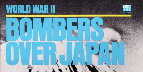 Bombers Over Japan cover