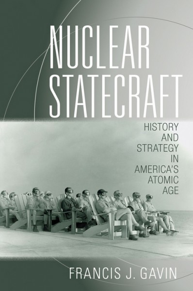 Gavin - Nuclear Statecraft - cover