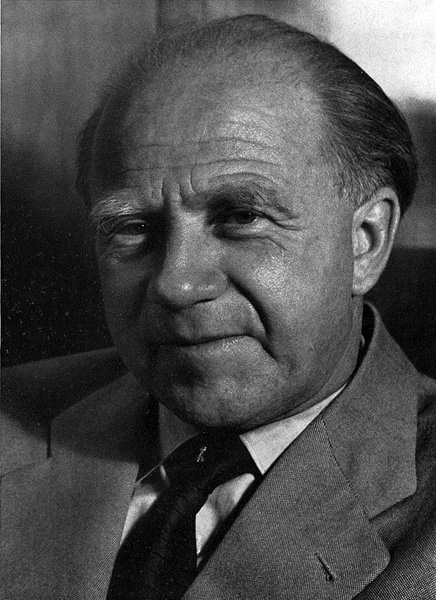 Werner Heisenberg, later in life