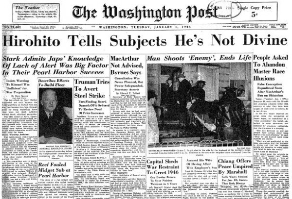 Washington Post - January 1, 1946