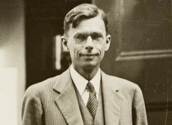 James Conant, President of Harvard, 1933. Source: Harvard University Archives.