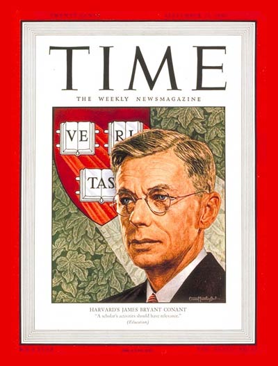 Time Magazine - James Conant