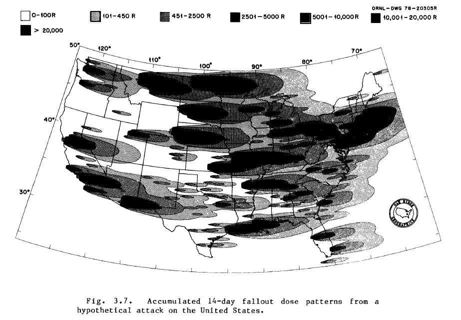 Mapping the US nuclear war plan for 1956 dataisbeautiful