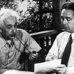 A postwar re-creation of the genesis of the Einstein-Szilard letter.