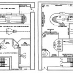"At left, the floorplan of the planned Enola Gay exhibition; at right, the actual exhibition that aired: the retreat of the political into the refuge of the technical. From Richard H. Krohn, ""History and the Culture Wars: The Case of the Smithsonian Institute's Enola Gay Exhibition,"" Journal of American History 82, no. 3 (1995), 1036-1063."