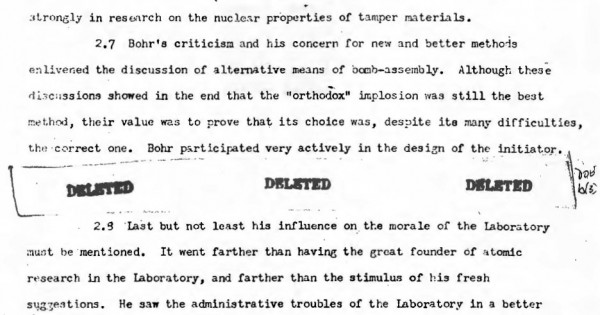 MHD Bohr contributions to bomb