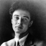 A young J. Robert Oppenheimer. Source: Emilio Segrè Visual Archives.