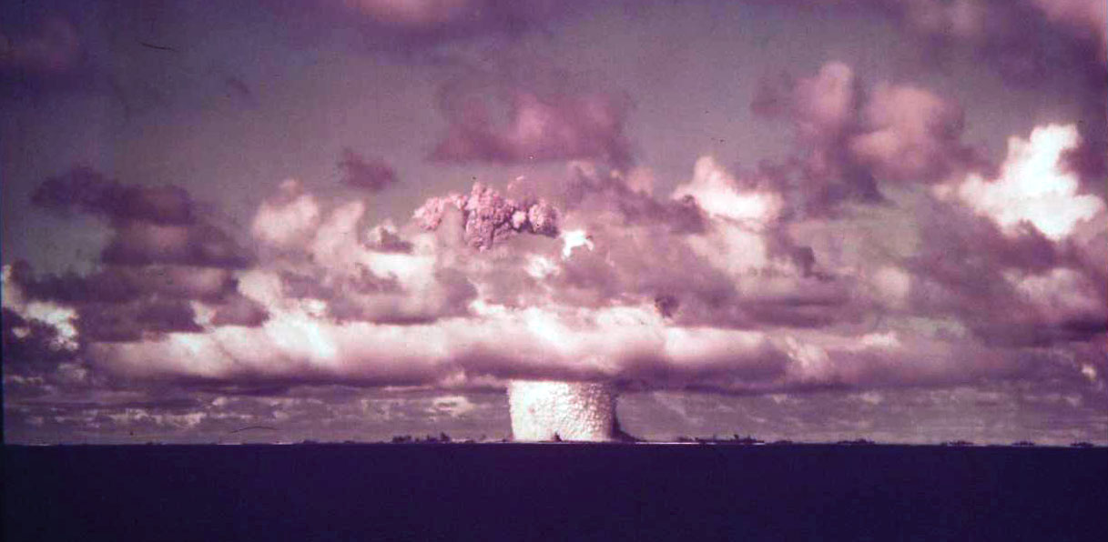 operation crossroads at 70 restricted data