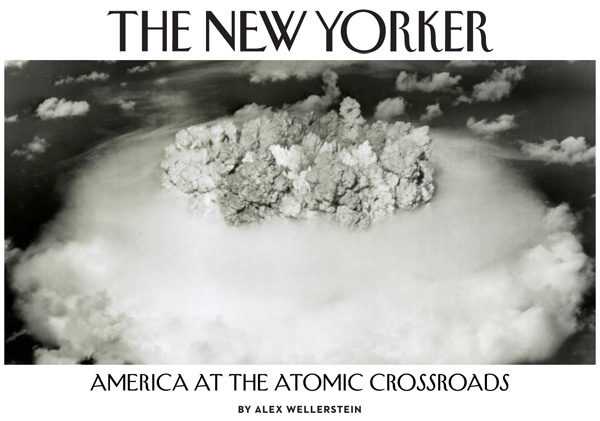 America at the Atomic Crossroads